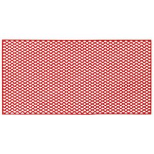 Wachs-Diagonalgitterretentionen, 75 x 150 mm