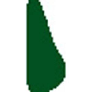 Anatomisches Wachsbügelprofil MoGu UK, Länge 17 cm