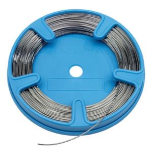Wironit®-Klammerdraht, halbrund, 0,75 x 1,50 mm