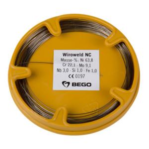 Wiroweld NC - Schweißzusatzwerkstoff Ni-Cr Ø 0,35 mm