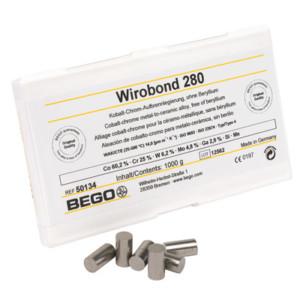 Wirobond 280 - Aufbrennfähige Premium Co-Cr-Legierung, nickelfrei