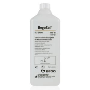 BegoSol: Anmischflüssigkeit (Wirovest plus, WiroFast, Wirovest, Wiroplus S, Bellavest T, Bellasun)