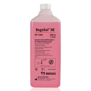 BegoSol HE: Anmischflüssigkeit (frostempfindlich) Bellavest DR/Bellavest SH/Bellavest T/VarseoVest P