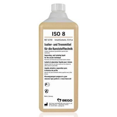 Iso 8 Isoliermittel für die Kunststofftechnik