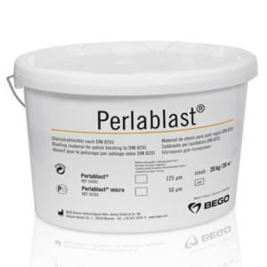 Perlablast® micro - 50 µm - Glanzstrahlmittel