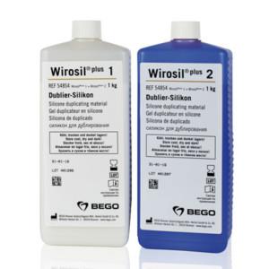 Wirosil plus Dublier-Silikon, 2 x 1 kg