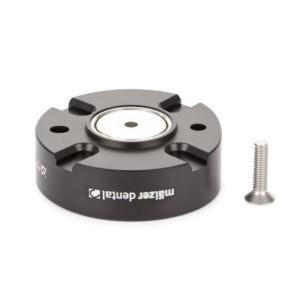 Sockelplatte Typ: Artex® Carbon, 18mm inkl. Befestigungsschraube