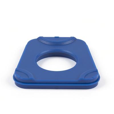 Kunststoffartikulationsplatten verw. für Splitex® System, blau