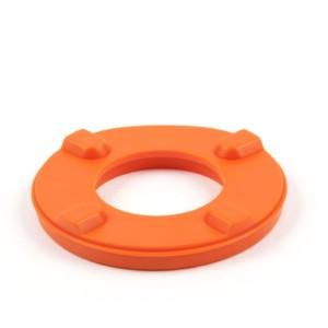 Kunststoffartikulationsplatten verw. für Adesso Split® System, orange