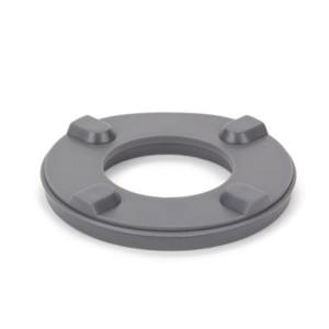 Kunststoffartikulationsplatten verw. für Adesso Split® System, grau