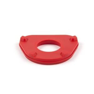 Kunststoffartikulationsplatte verw. für KaVo®, rot