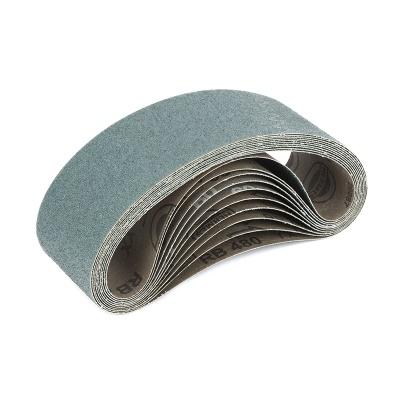 Gewebeschleifbänder für Harnisch & Rieth (100x880mm) Korn 40