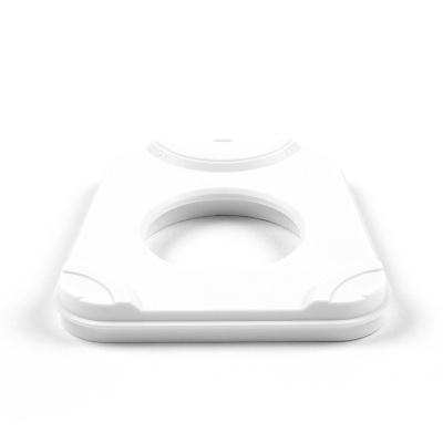 Kunststoffartikulationsplatten verw. für Splitex® System, weiß