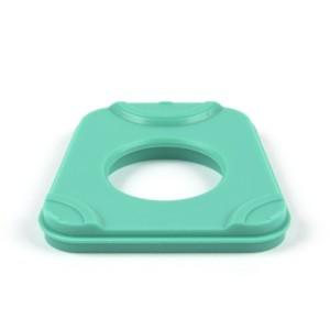 Kunststoffartikulationsplatten verw. für Splitex® System, grün