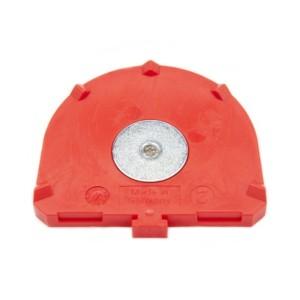 DIVARIO® Sockelplatten Premium klein, rot